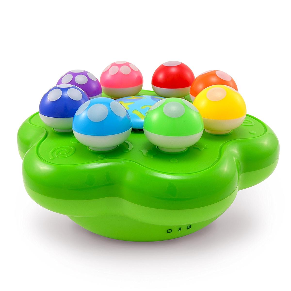 toys that encourage talking best learning mushroom garden