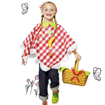 Picnic Lunch costume