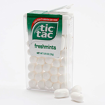Gum and mints