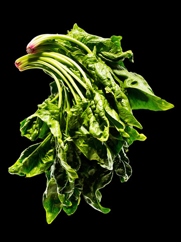 Age-Defying Food: Spinach