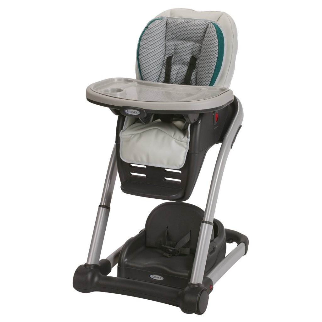 best high chair Graco 6-in-1 blossom