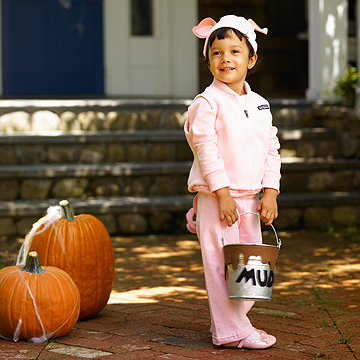 Problem: I want to keep my children safe on Halloween.