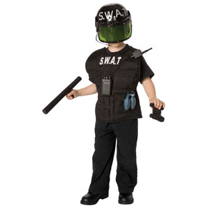 S.W.A.T. Officer Costume