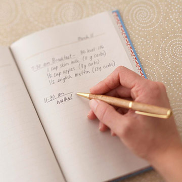 What to Include in a Food Journal