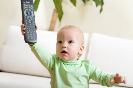 American Academy of Pediatrics: Limit TV for Babies Under 2 29321