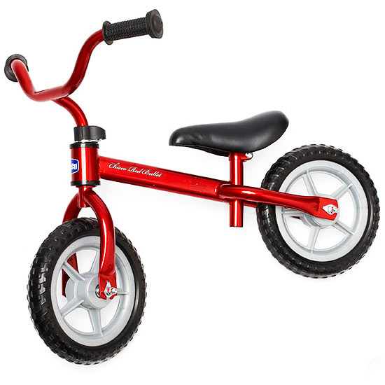 GYM - Chicco Red Bullet Balance Bike