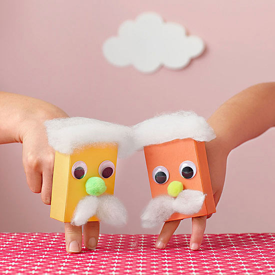 Finger Dancer Puppets
