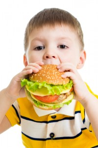 Is Fast Food OK for Kids? 37638
