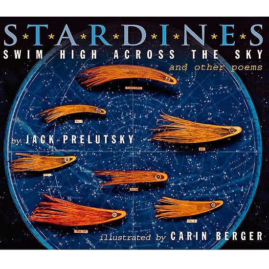 Sardines Swim High Across the Sky