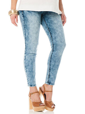 Wallflower Maternity jeans