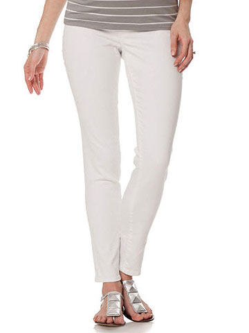It Jeans Secret Fit Belly? 5 Pocket Skinny Leg Maternity Jeans