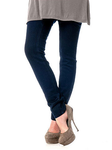 Jessica Simpson Secret Fit Belly? 5 Pocket Skinny Leg Maternity Jeans