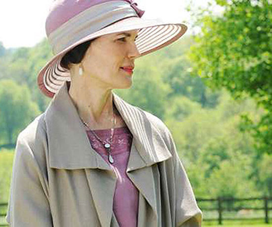 Cora Crawley, Downton Abby