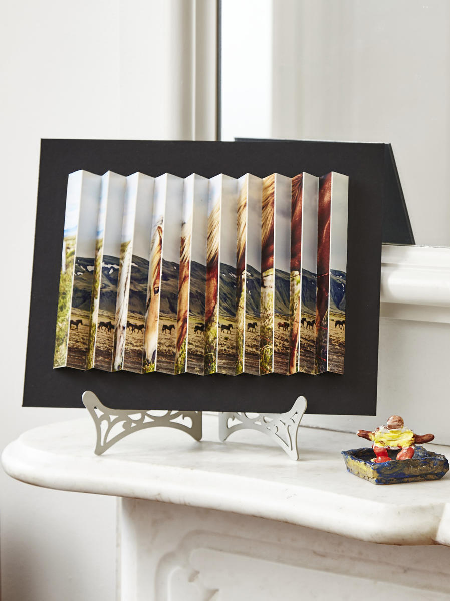 Cool Photo Crafts Try a Lenticular 3D