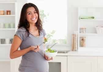 What You Eat While Pregnant Influences Your Child for the Rest of His or Her Life 26576