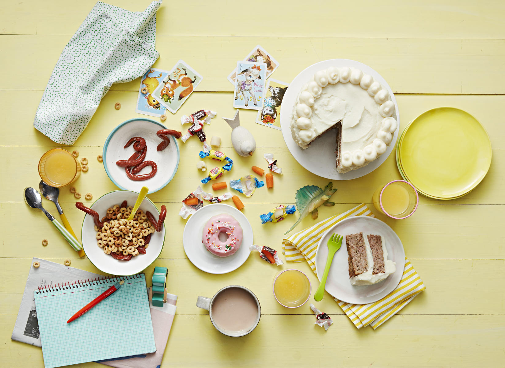 April Fools Day Food Pranks to Play On Your Kids