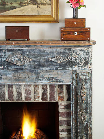 Trigger: Fireplaces and Wood-Burning Stoves