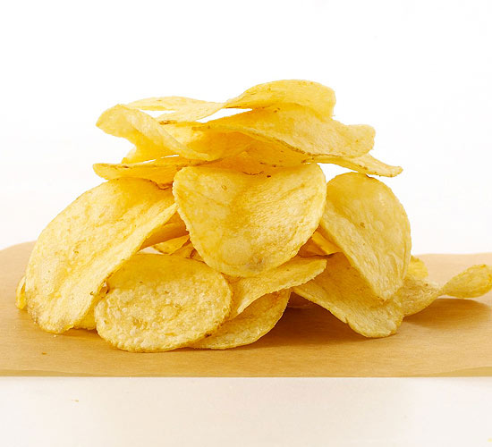 Cheese-and-Onion Potato Chips (Ireland)