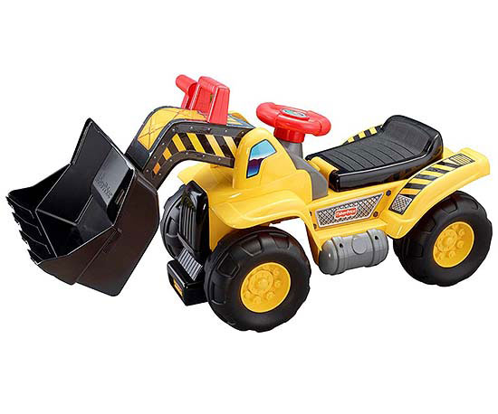 Fisher-Price Big Action Load'n Go