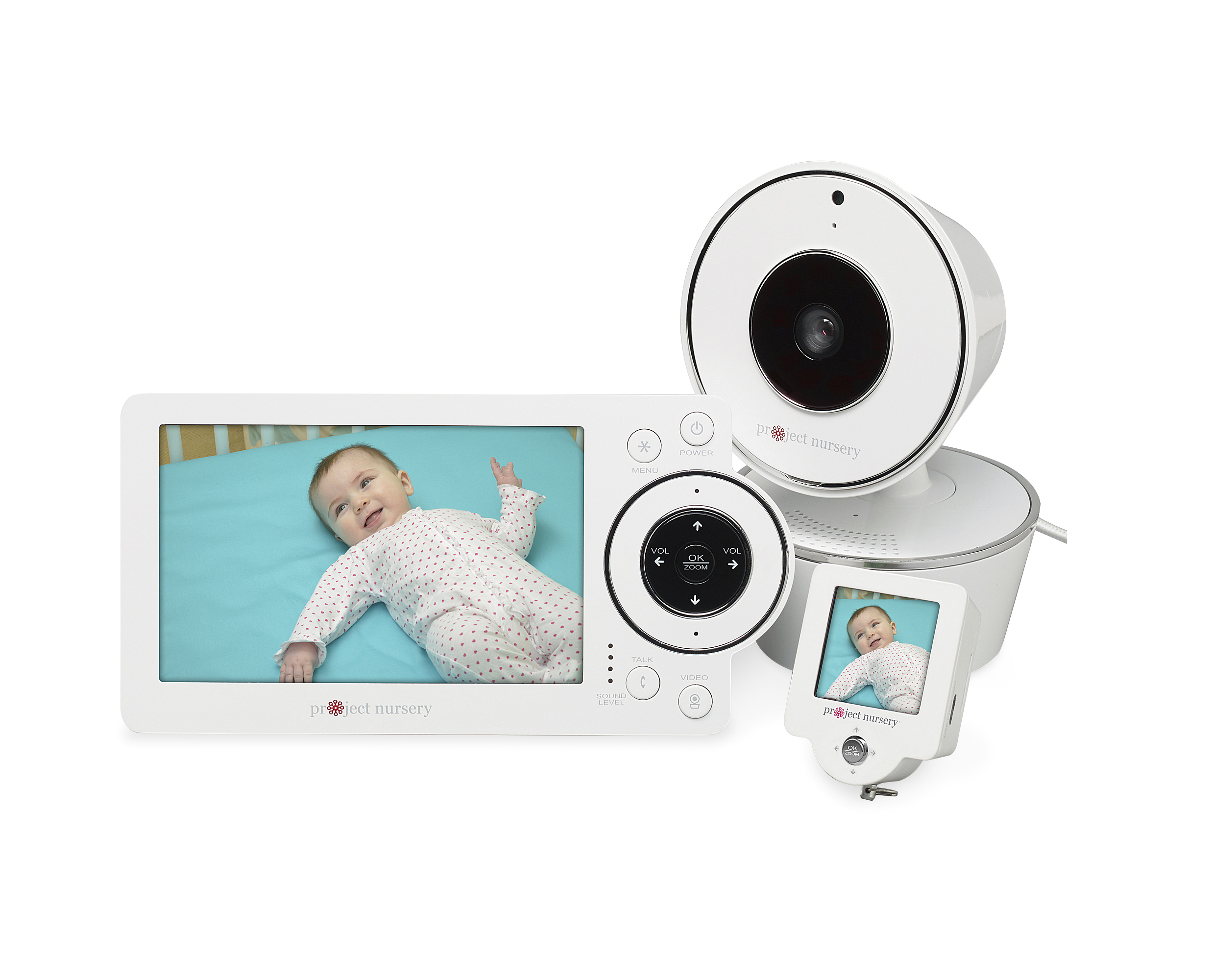 Project Nursery's Baby Monitor System