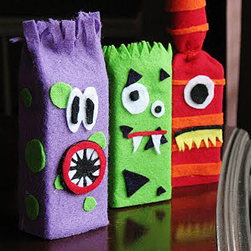Juice-Box Monsters