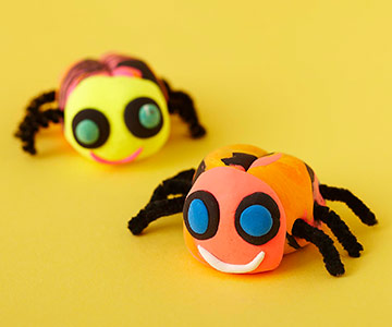 Clay Beetle Craft