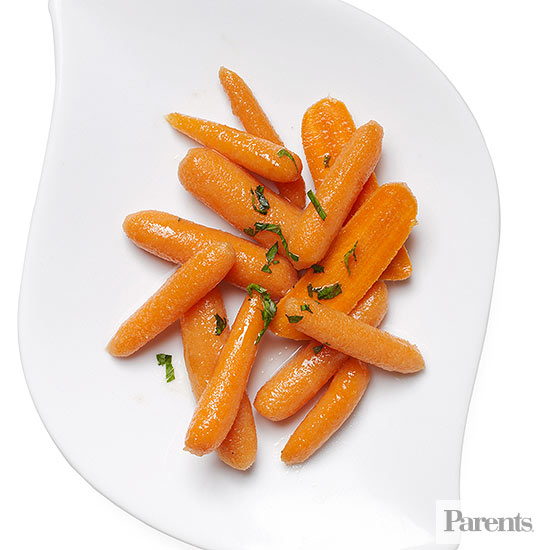 Honey Glazed Carrots