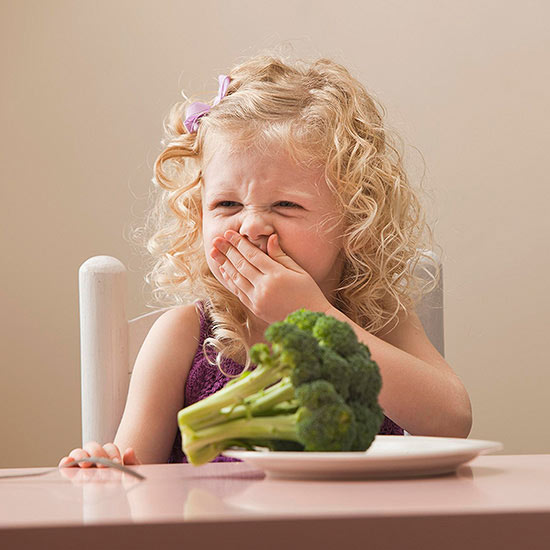 How Picky Is Your Toddler?