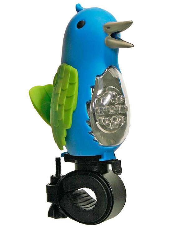 Sweet Tweet Bike Light