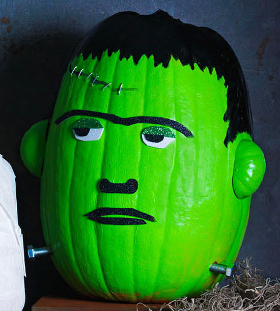 Friendly Frank Pumpkin