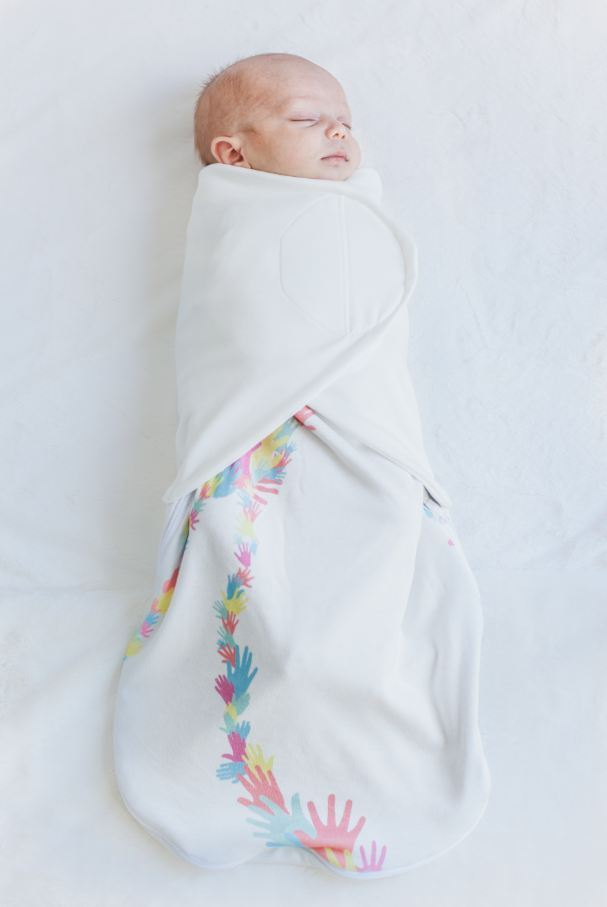 Little Lotus swaddle