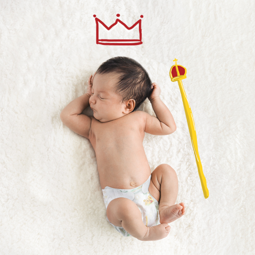Huggies Royal Baby