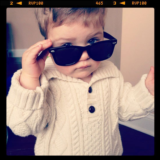 Stylish Kid