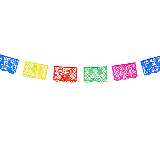 Coloful Banner - Papel Picado