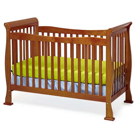 Crib and Crib bedding