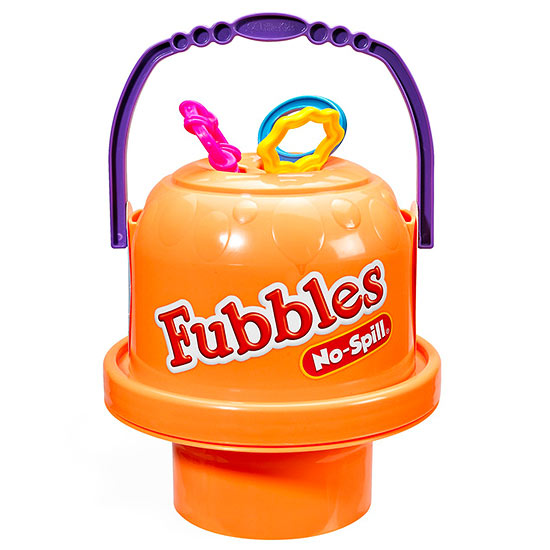 Bubble soap bucket