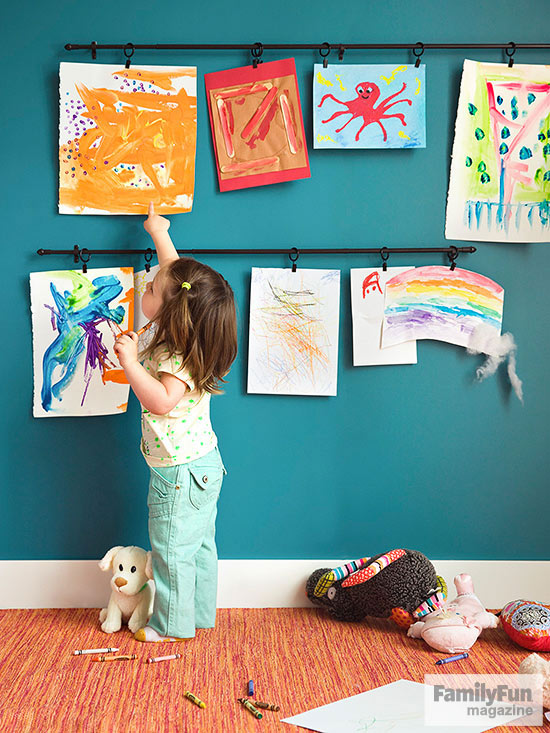At-Home Art Gallery