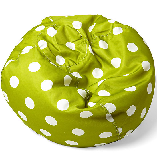 Classic Bean Bag Chair from Meijer