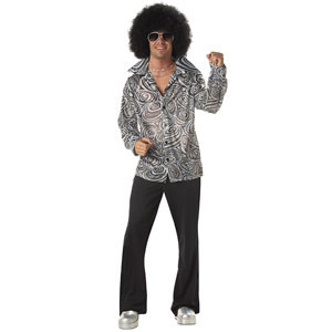 Groovy Disco Guy Costume