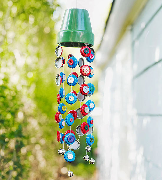 outdoor chime