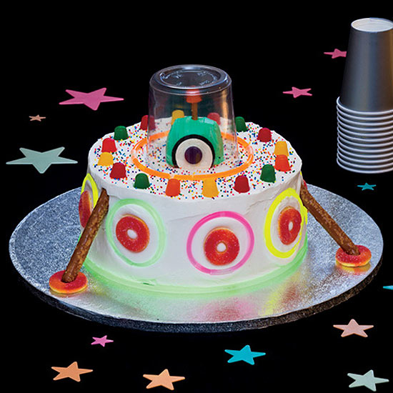 Extra-Special, Extraterrestrial Cake