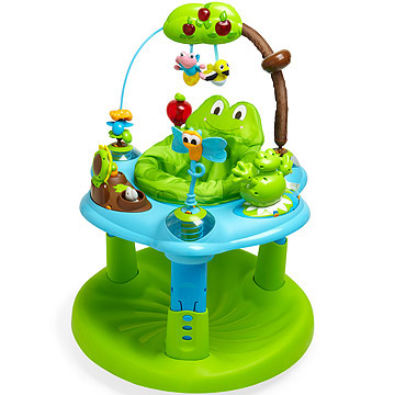 Evenflo ExerSaucer Jump & Learn
