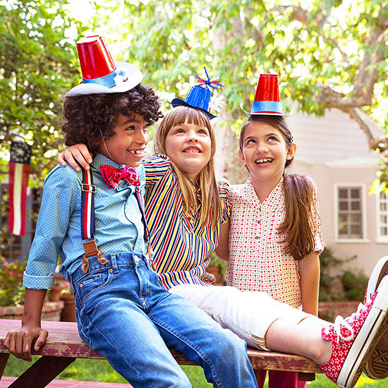 Fourth of July Hats