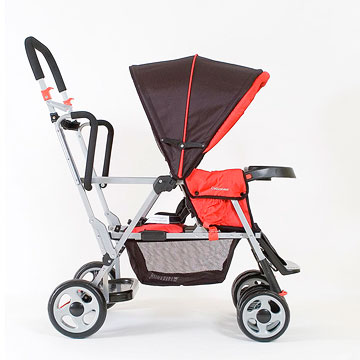 Joovy Caboose, red