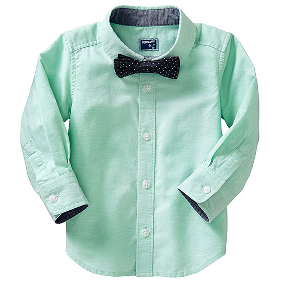 Old Navy Green button down shirt