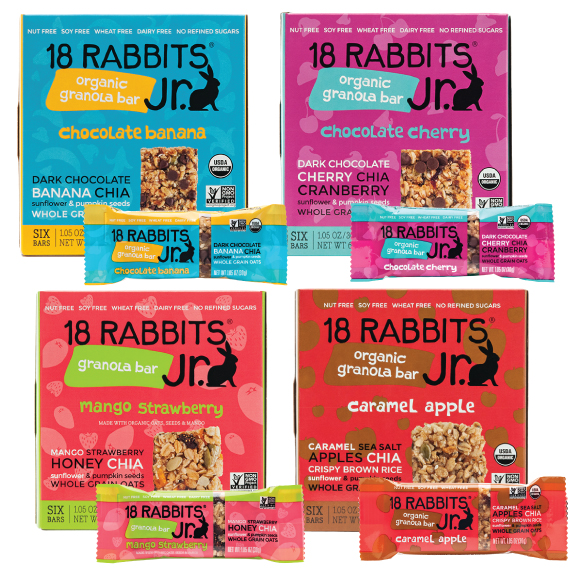 18 Rabbits Jr.