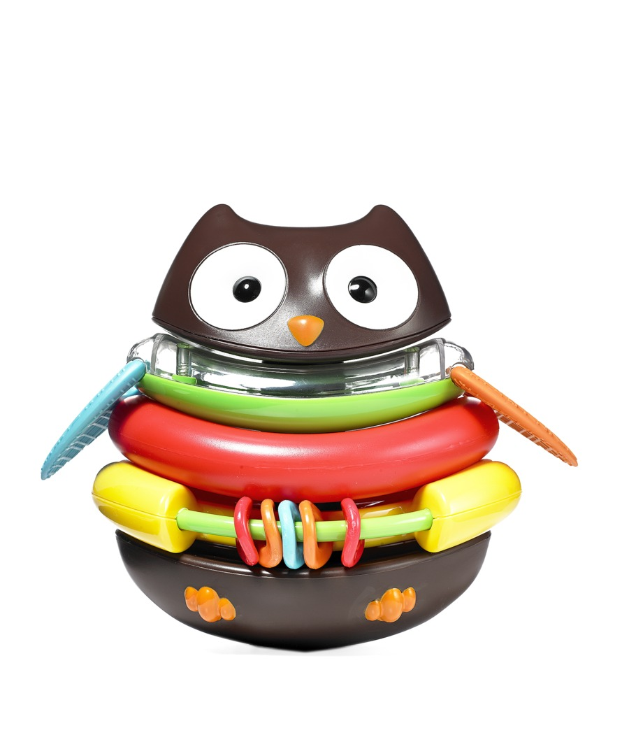 Skip-Hop Explore & More Rocking Owl Stacker