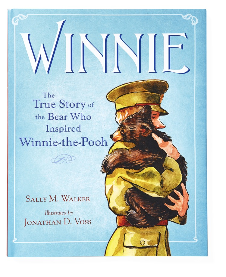 Winnie: The True Story of the Bear Who Inspired Winnie the Pooh