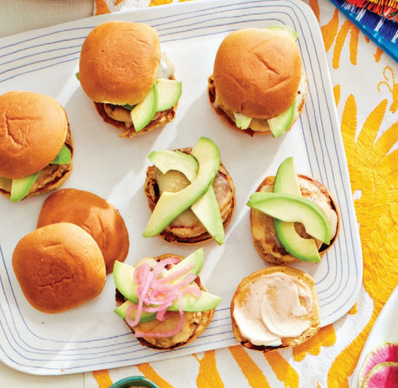 mexican sliders