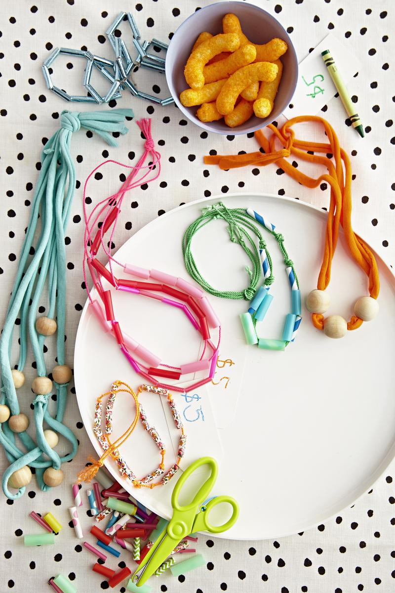 Upcycled Accessories Craft